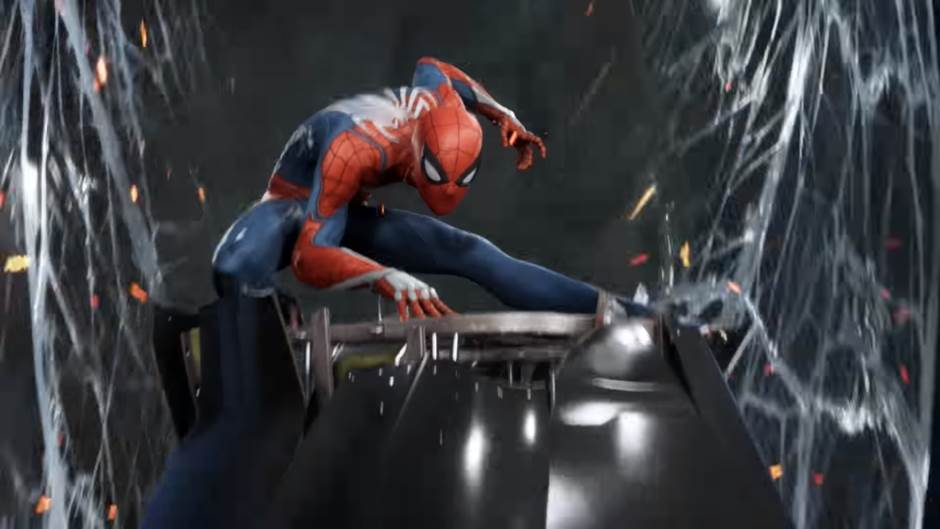Nova Spider-Man igra je OGROMNA (VIDEO)