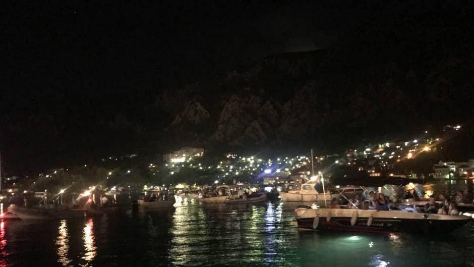 Bokeljska noć - noć za pamćenje! (FOTO, VIDEO)