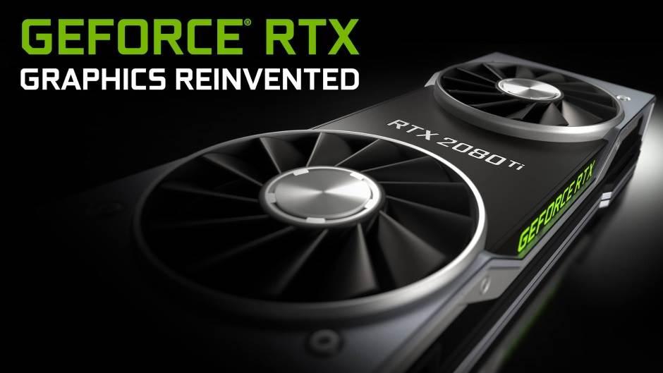 Prave zveri, zverske im i cene: nVidia RTX grafika