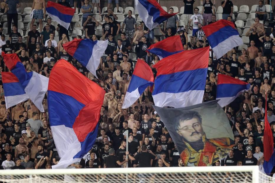 Crno-bela noć:  Partizan igra za evropsku jesen!