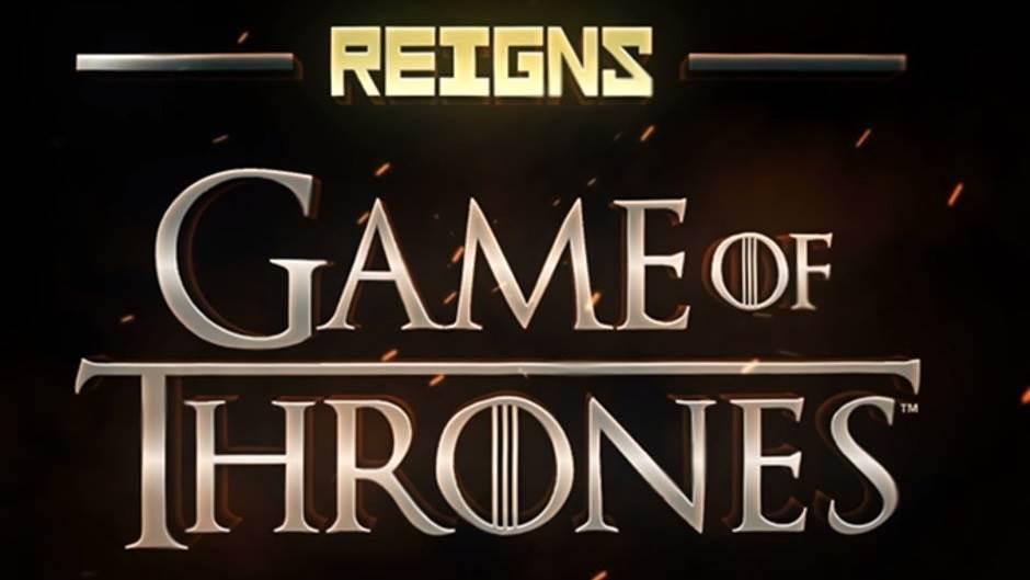 Reigns Game of Thrones, Igra prestola
