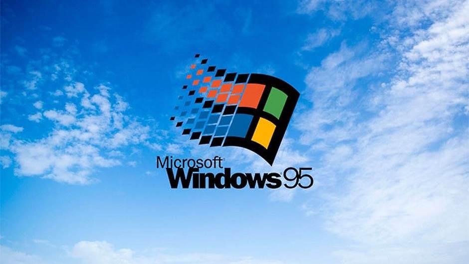 Windows 95 je opet tu i svi mogu da ga instaliraju