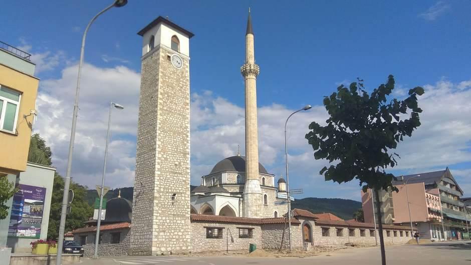 Publikovana marka 450 godina Husein-pašine džamije