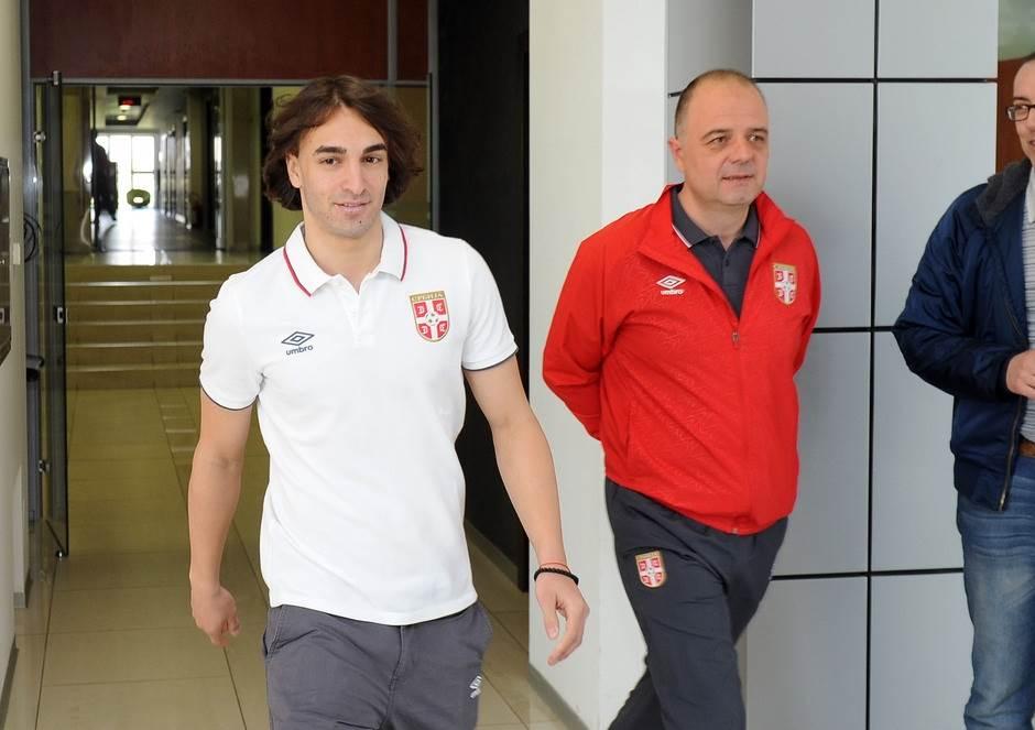 orlovi, srbija, reprezentacija, Lazar Marković