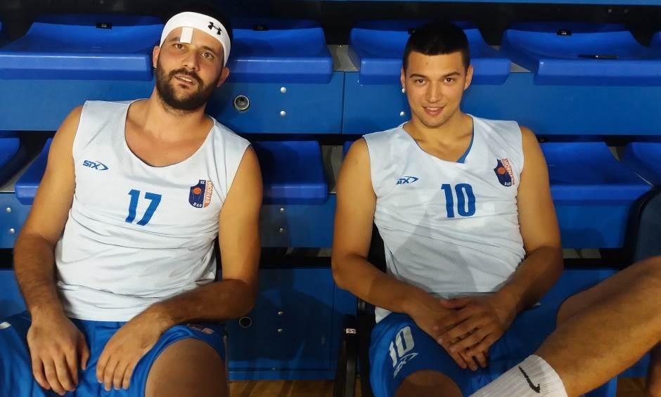 Mugoša i Vujošević