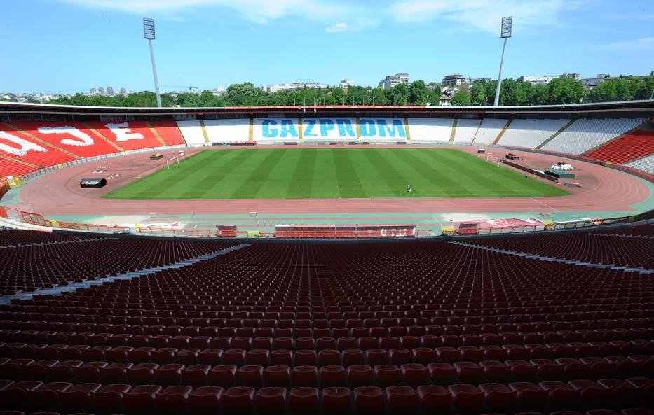 Zvezda, Crvena zvezda, stadion Zvezde, zvezdin stadion