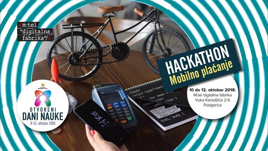 """Hakaton """"Mobilno plaćanje – plaćanje budućnosti"""""""