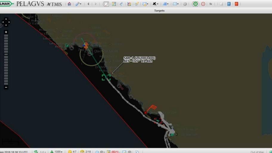 Uprava pomorske sigurnosti spasavanje SAR 1