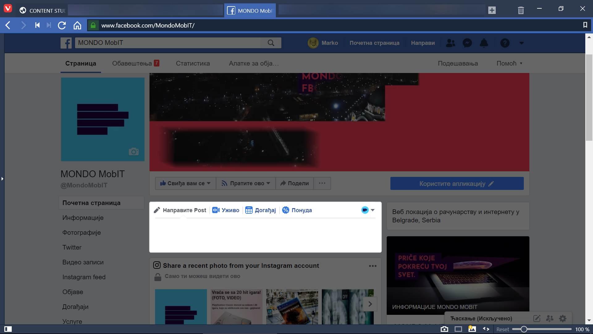 Facebook kolaps! (FOTO)