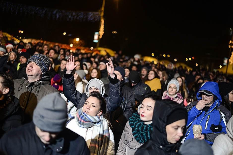 Feđa iz Beogradskog sindikata: Stigla Haška pravda!
