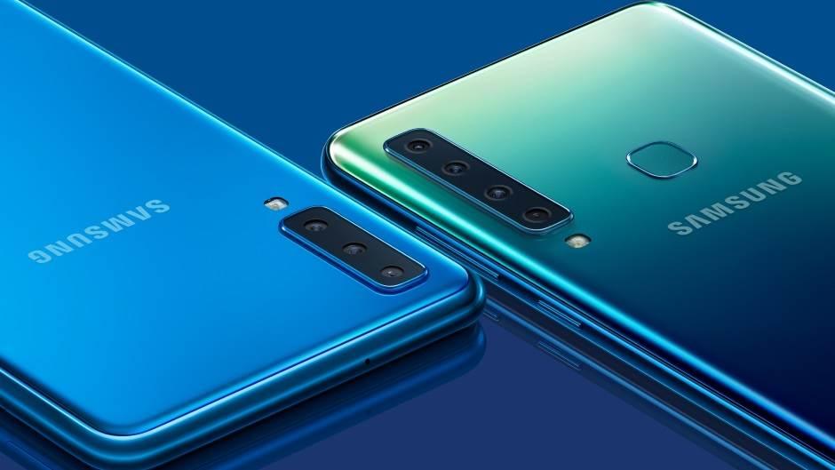 Samsung Galaxy A9 i A7: telefoni sa moćnim kamerama