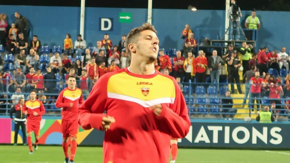 Crna Gora - Srbija, Stevan Jovetić