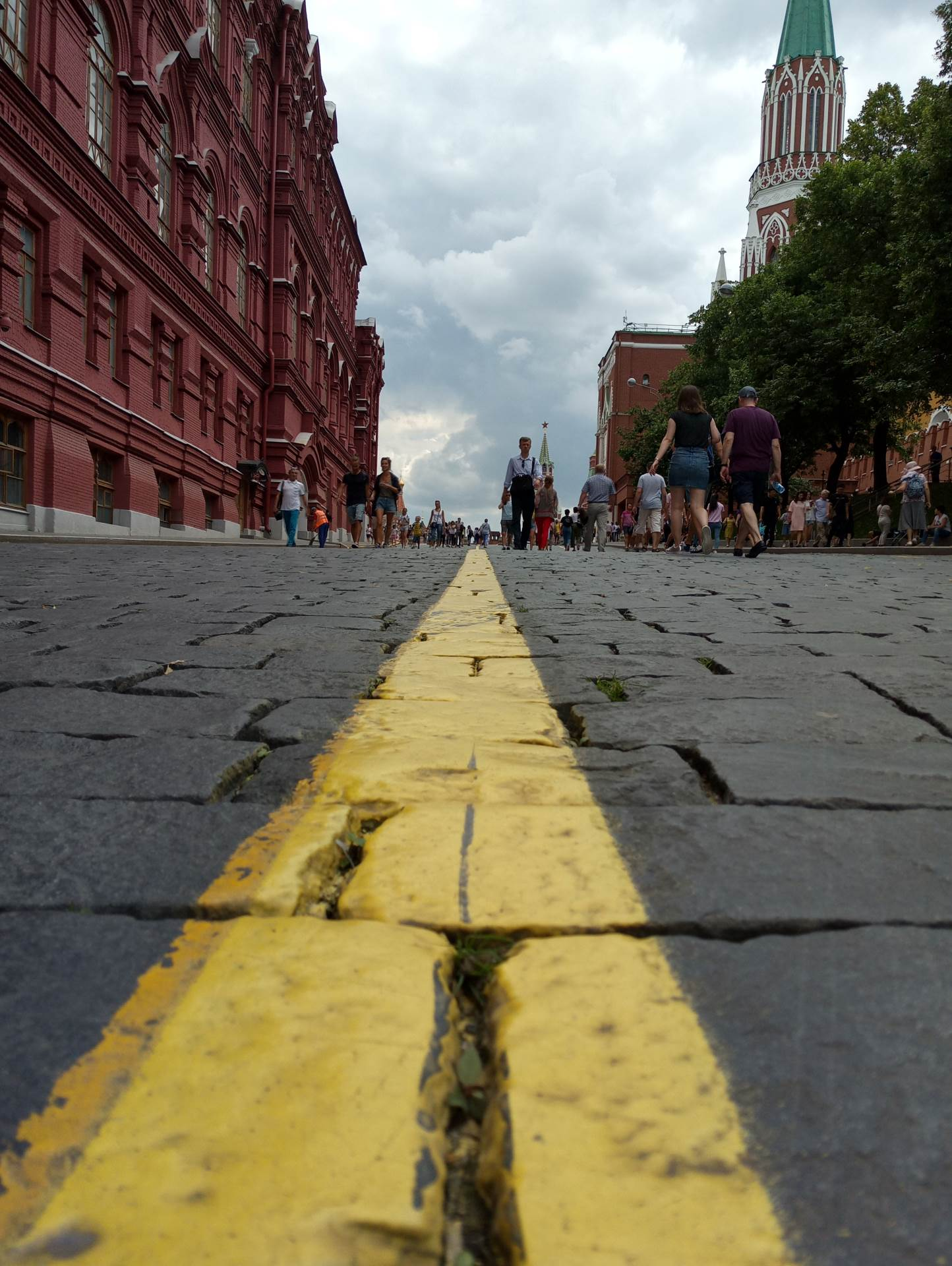 Moskva, Kremlj, Rusija