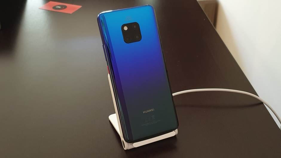EKSKLUZIVNO: Huawei Mate 20 Pro test (VIDEO)