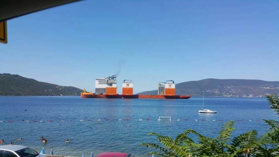 najveći brod