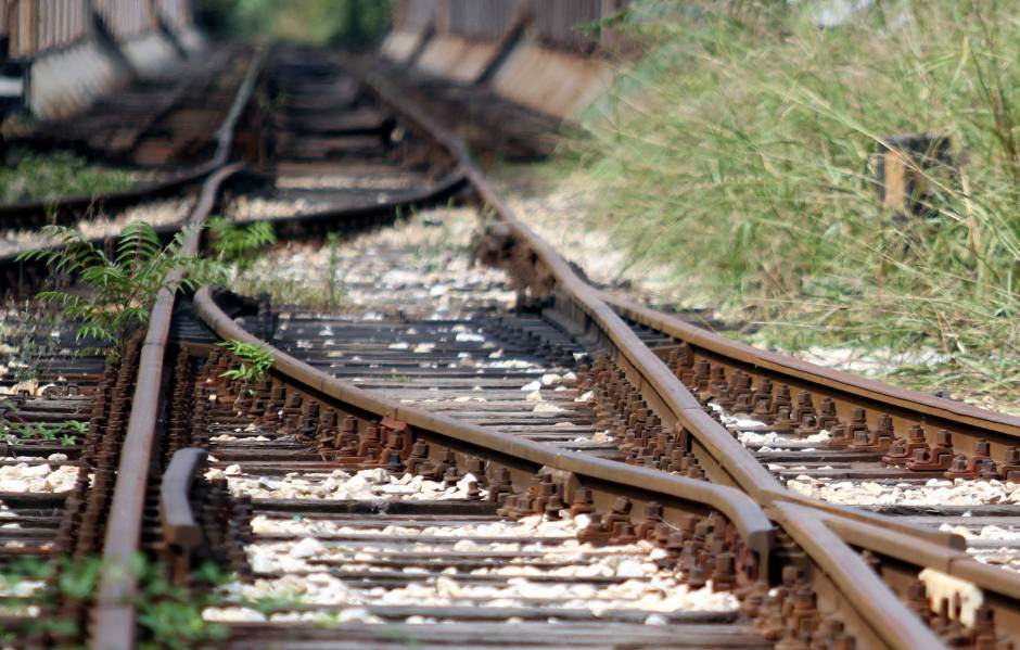 voz, šine, železnica, pruga