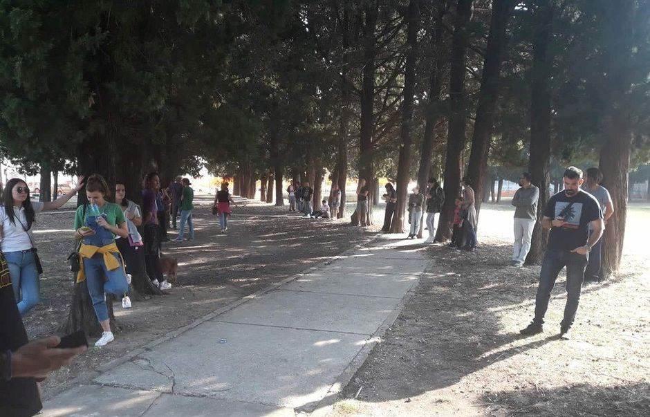 Nastavljen protest zbog izgradnje vrtića