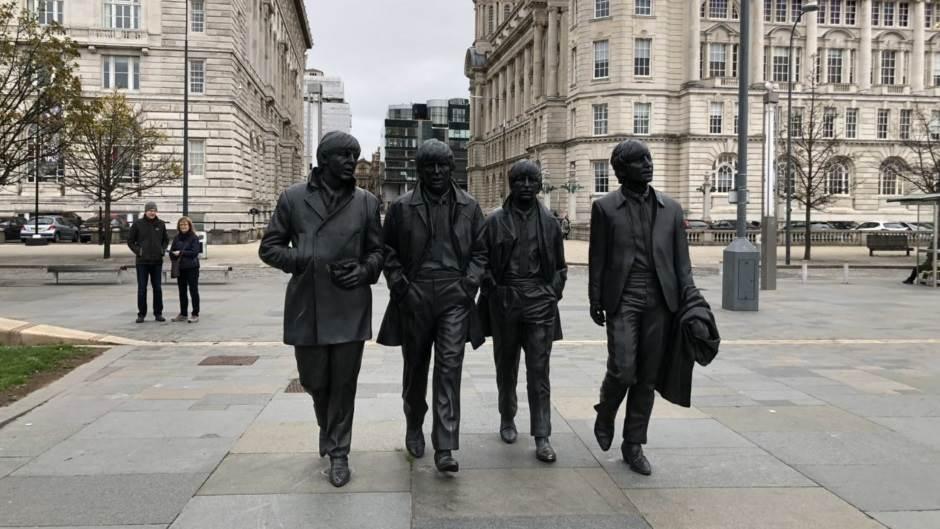 Bitlsi, The Beatles, Liverpul