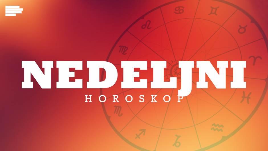 Nedeljni horoskop od 19. 8. do 25. 8. 2019.
