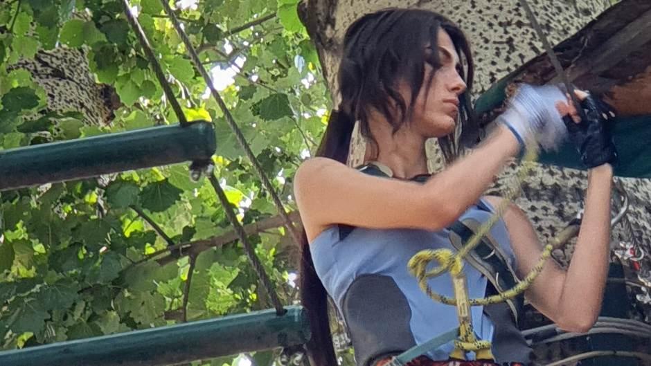 Lara na sniženju, igrači besni (VIDEO)