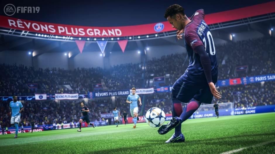 Tim godine FIFA 19