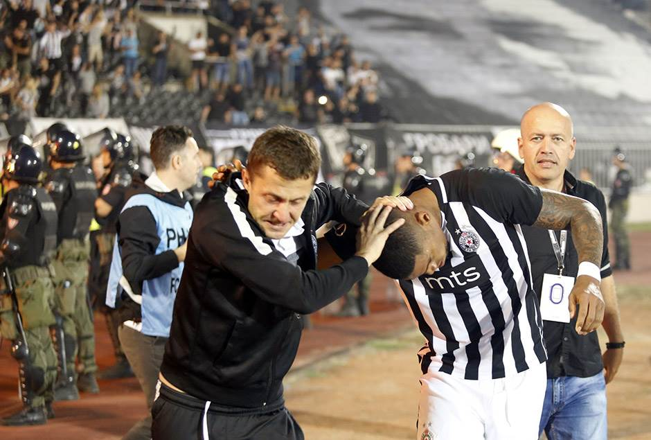 Vreme je za Saleta - prvo VK Partizan! A, sledeći je...