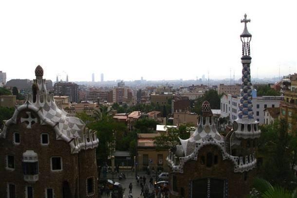barselona, španija, gaudi