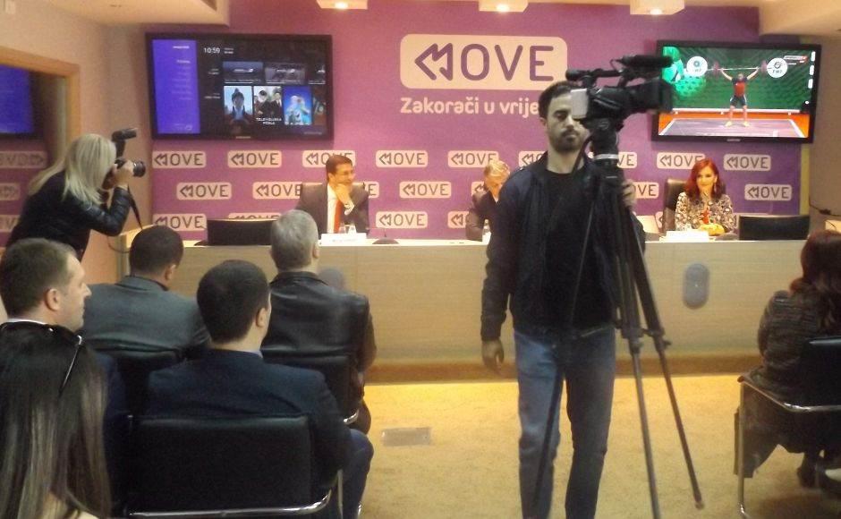 "Nova ponuda m:tel-a: TV servis ""MOVE""!"