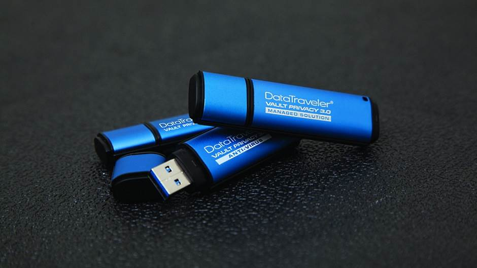 Ovaj USB ne može da koristi niko - osim vas!