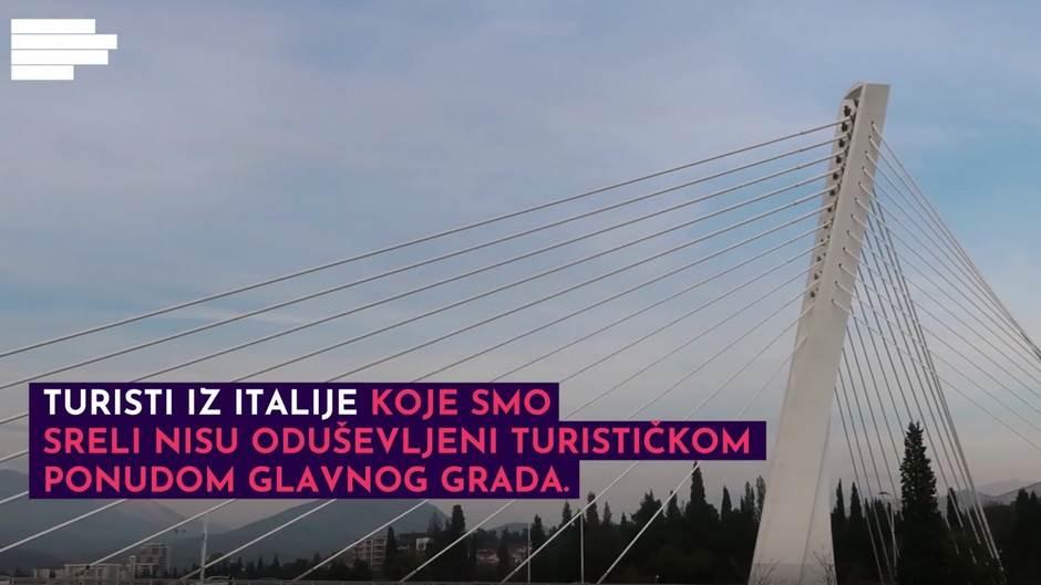 Kakav je turistički potencijal Podgorice? (VIDEO)