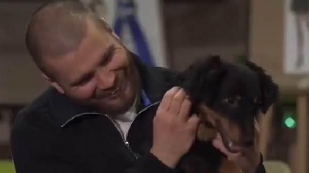 pas, pas i čovek