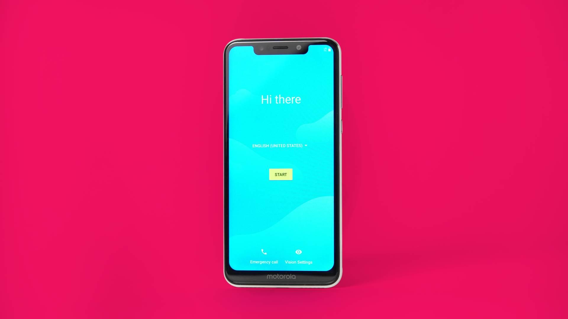 Android Pie update Motorola One