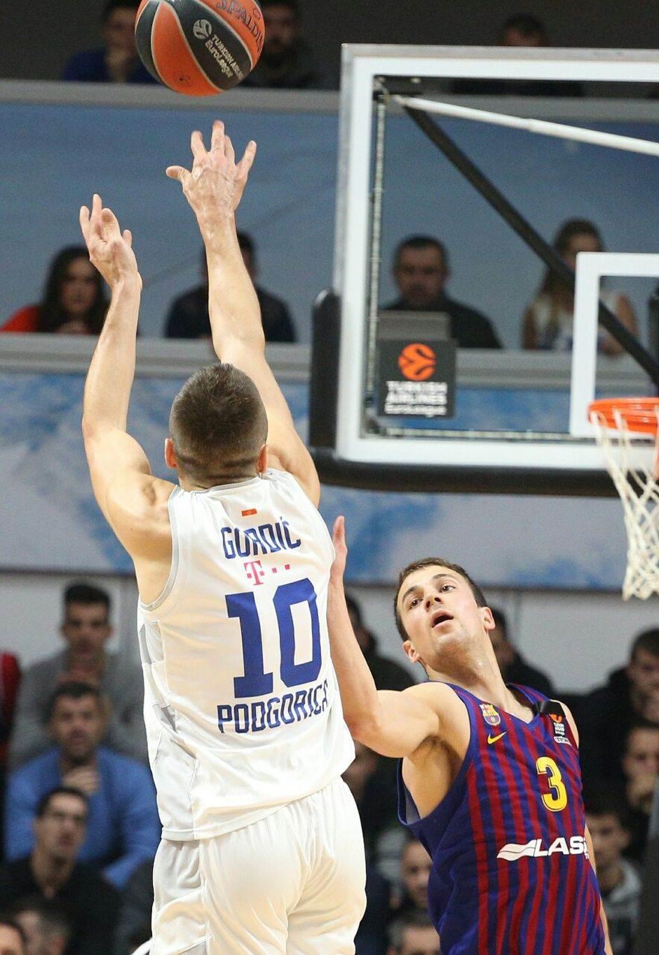 """I Barselona """"položila koplja"""" u Morači! (FOTO)"""