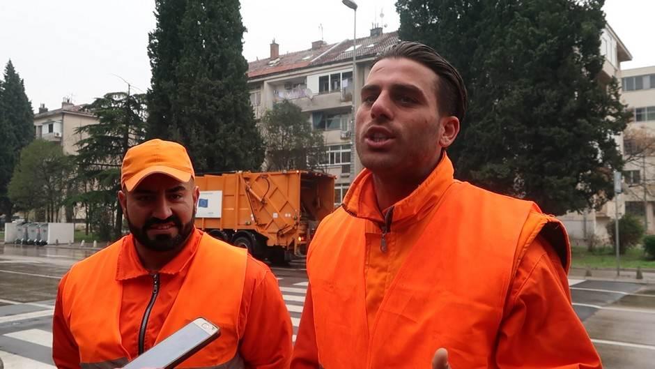 Zahvaljujući njima Podgorica je uvijek čista! (VIDEO)