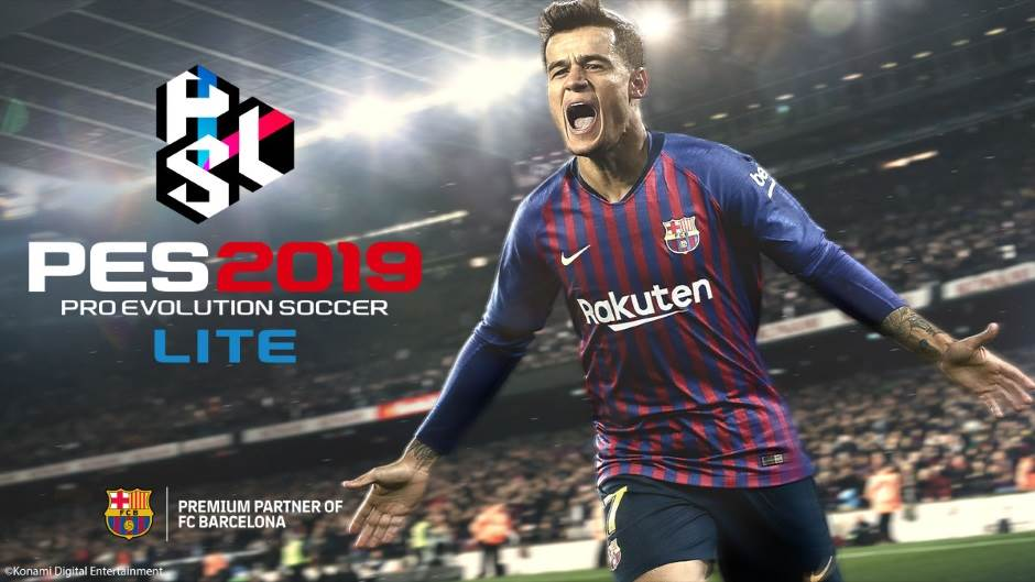 PES 2019 Lite download besplatno PES 2019