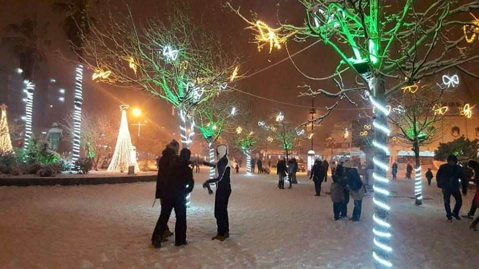 Evo kakvu zimsku čaroliju spremaju u Baru! (FOTO)