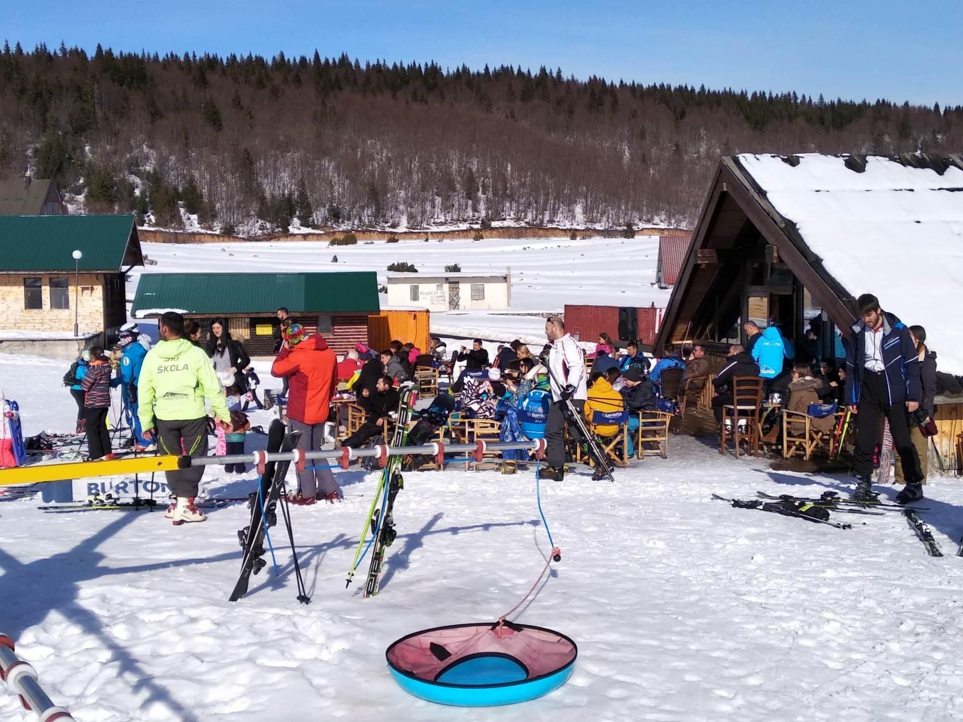 Žabljak, Savin Kuk, Durmitor, snijeg, skijalište, skijanje, zima