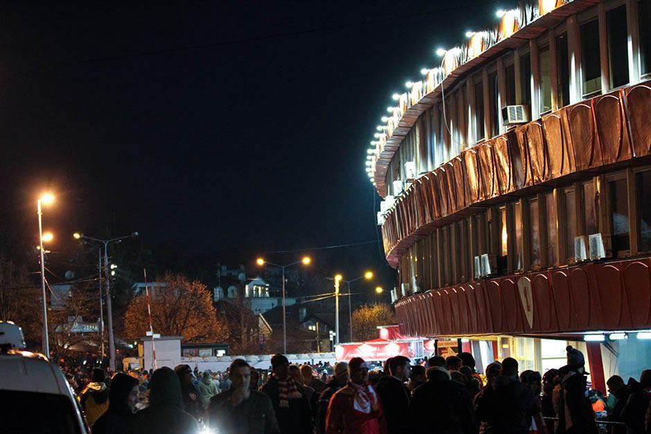 """Helsinki u Beogradu: """"Čuli smo da je BUČNO na Marakani"""""""