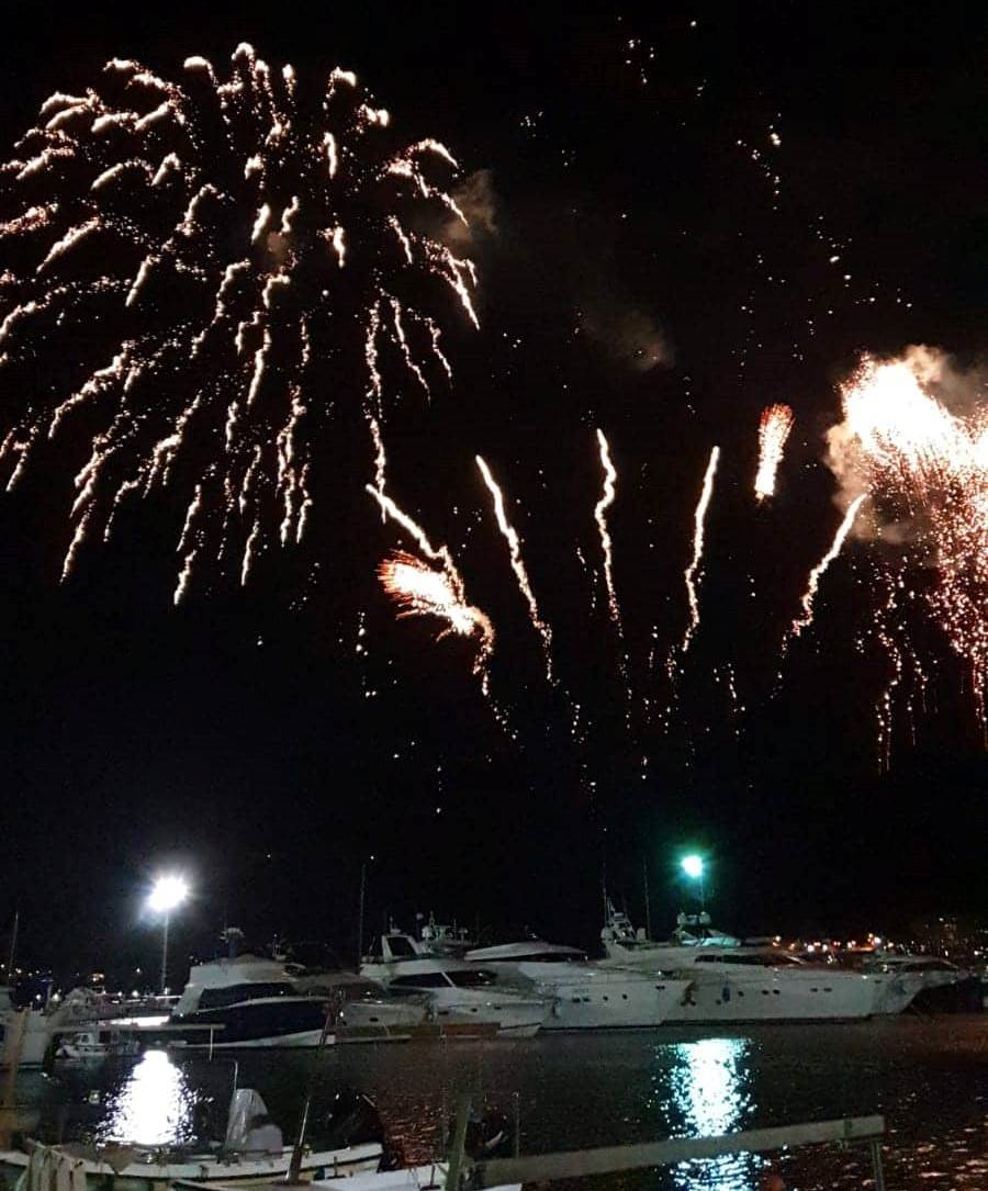 Doček Nove godine u Budvi