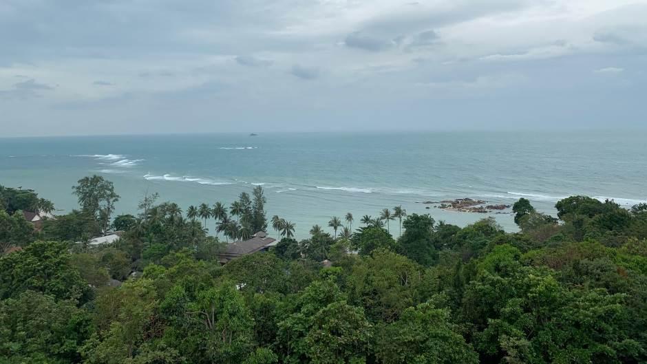 Tajland, tajlandski zaliv, okean