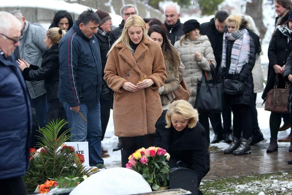 groblje, oliver ivanović, godišnjica