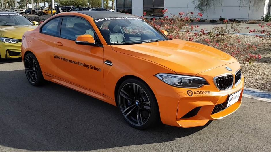 Vozili smo BMW M2, M3, M4, X5 M, X6 M... (FOTO)