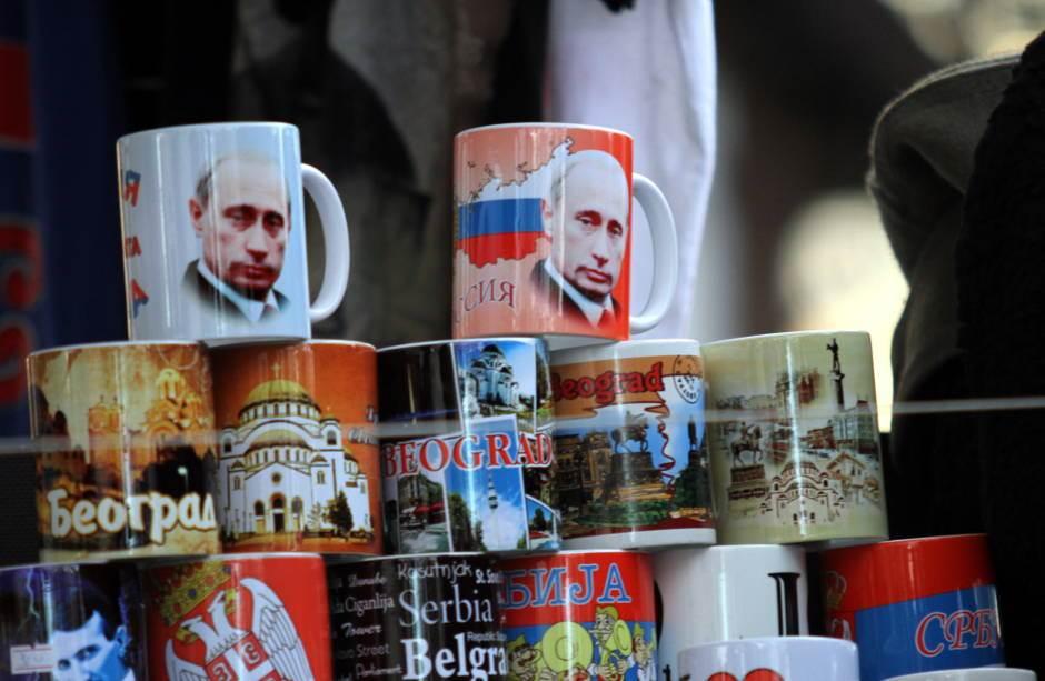 Lavrov već stigao u Beograd