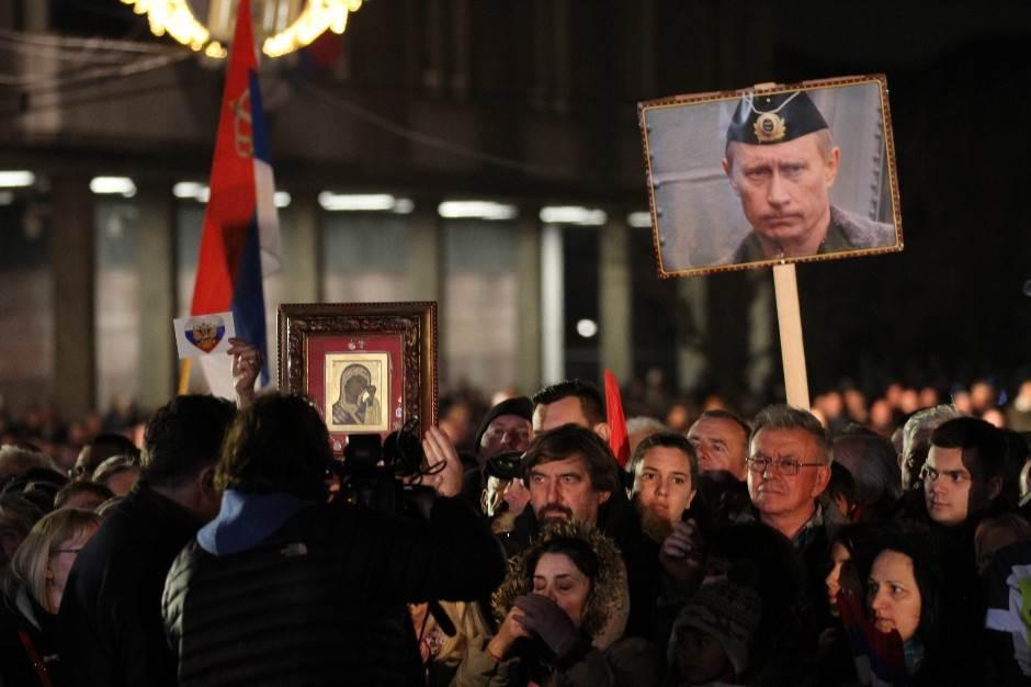 """""""Putin nije skidao pogled sa Cece"""" (VIDEO)"""
