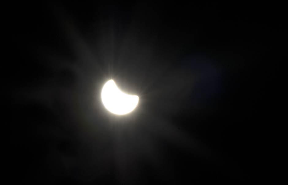 pomračenje sunca, pomračenje,