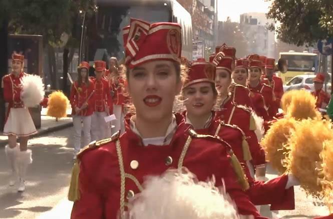 Mažoretke stigle u Podgoricu! (FOTO/VIDEO)
