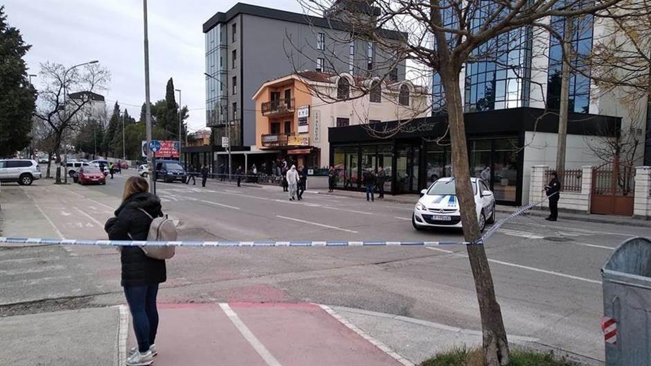Dvostruko ranjavanje u Podgorici! (FOTO, VIDEO)