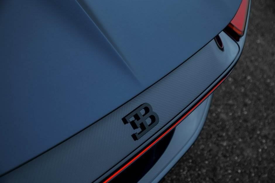 bugati širon sport 110 ans Bugatti