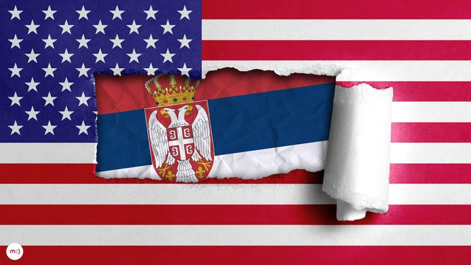 SAD Srbija Amerika i Srbija i Amerika amerikanci srbi