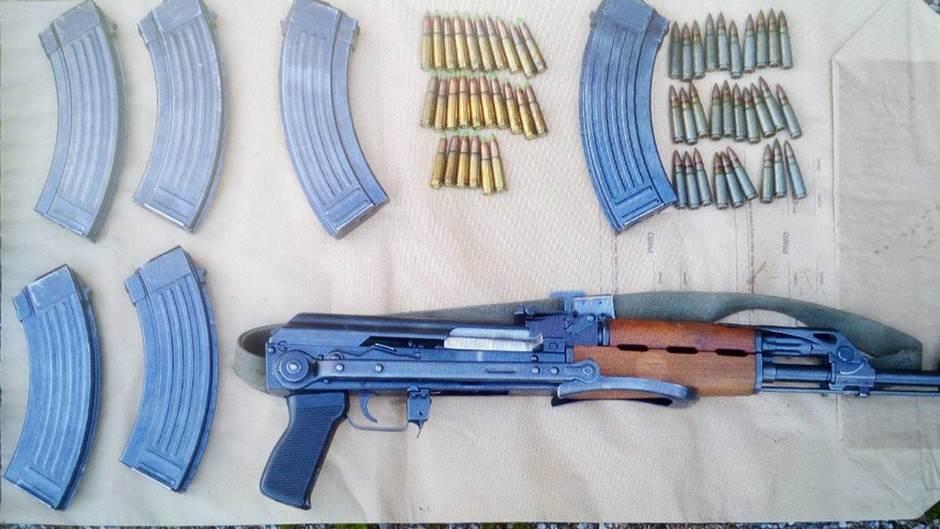 oružje, municija
